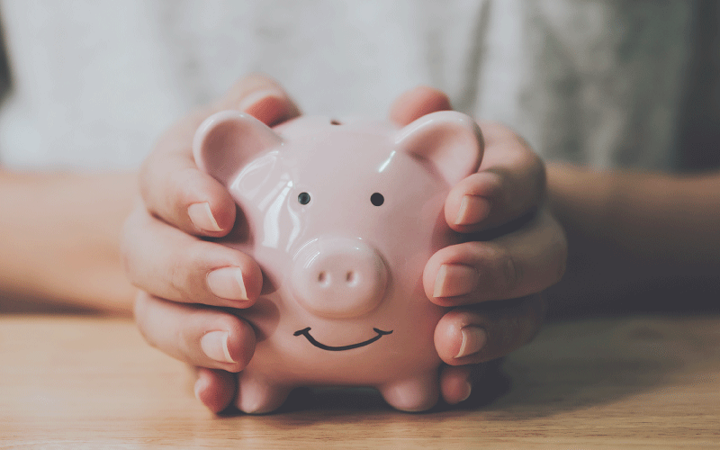 a piggy bank - income protection insurance